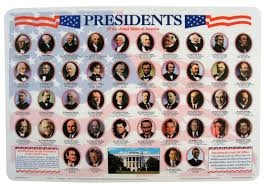 http://www.apples4theteacher.com/holidays/presidents-day/facts-and-trivia.html