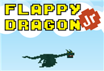http://www.abcya.com/flappy_dragon_jr.htm